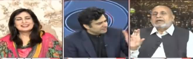 On The Front with Kamran Shahid (PTI Hakumat Ka Pehla Budget) - 11th June 2019