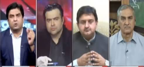 On The Front With Kamran Shahid (Resolution in Parliament To Expel Frend Ambassador) - 21st April 2021