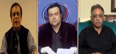 On The Front (Yousaf Raza Gillani Case Ka Faisla) - 10th March 2021