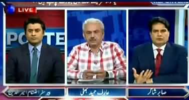 On whose behest is Nawaz Sharif degrading institutions_ Sabir Shakir's and Arif Bhatti's analysis