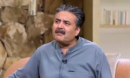 Open Mic Cafe with Aftab Iqbal (Comedy Show) - 1st September 2020