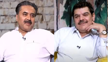 Open Mic Cafe with Aftab Iqbal (Ep 52 - Part 3) - 16th September 2020