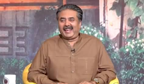 Open Mic Cafe with Aftab Iqbal (Episode 135) - 14th April 2021