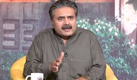 Open Mic Cafe with Aftab Iqbal (Episode 136) - 19th April 2021