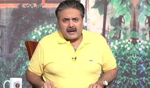 Open Mic Cafe with Aftab Iqbal (Episode 148) - 24th May 2021