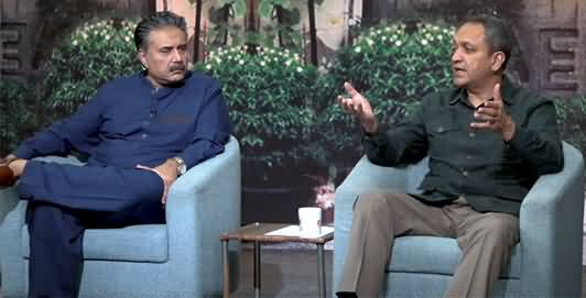 Open Mic Cafe With Aftab Iqbal (Episode 177) - 2nd August 2021