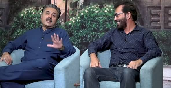 Open Mic Cafe with Aftab Iqbal (Episode 178) - 3rd August 2021