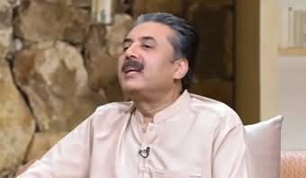 Open Mic Cafe with Aftab Iqbal (Episode 31) - 29th May 2020