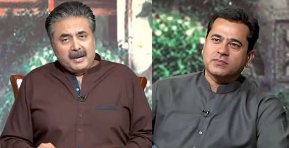 Open Mic Cafe with Aftab Iqbal (Guest: Imran Riaz Khan) - 1st June 2021