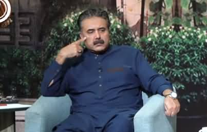 Open Mic Cafe with Aftab Iqbal (Guest Rashid Mehmood | Episode 171) - 14th July 2021