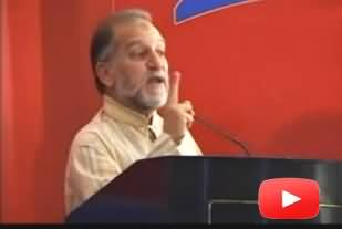 Orya Maqbool Jan Speech About Indo Pak Culture and Two Nation Theory