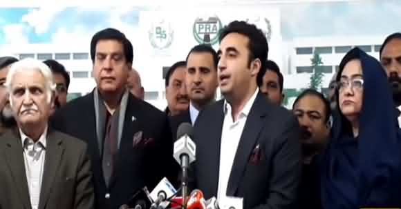 We Demand That Govt Should Renegotiate With IMF - Bilawal Bhutto Press Conference