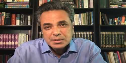 Our Presidents Have Provided Us Opportunities to Enjoy, Yesterday Arif Alvi Did This - Syed Talat Hussain