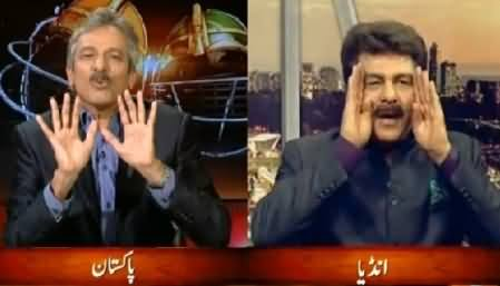 Pak India Takra (World Cup 2015 Hot Debate) – 12th February 2015