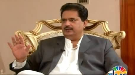 Pakistan Aaj Raat (Nabeel Gabool Exclusive Interview) – 18th June 2015