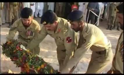 Pakistan Army Says that Qadiani (Non-Muslims) Are Shaheed