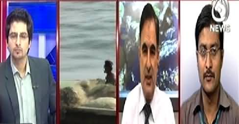 Pakistan at 7 (Nilofer Cyclone May Hit Karachi) – 28th October 2014