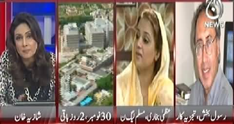 Pakistan at 7 (What is Going to Happen on 30th November) – 28th November 2014