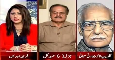 Pakistan Conducted Mumbai Attacks - Indian Journalist Blaming on Pakistani Tv