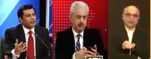Pakistan in 2017 (Kia Nawaz Sharif Bach Jayein Ge) - 30th December 2017
