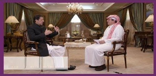 Pakistan is going through a surgery and the rich has to bear the pain for a while - Watch PM Imran Khan's complete interview with Al Arabiya