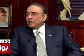 Pakistan Khappay With President Asif Ali Zardari – 10th December 2017