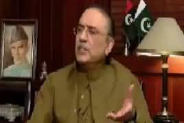 Pakistan Khappay With President Asif Ali Zardari – 22nd October 2017