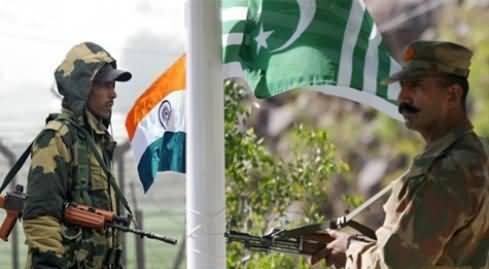 پاکستان کو گولی کا جواب گولی سے دیں گے ۔ بھارت