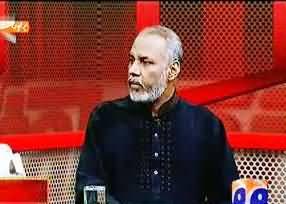 Pakistan Naval Intelligence Kidnapped Me and Got 1 Crore Ransom - Victim Telling Hamid Mir in Capital Talk