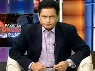 Pakistan Online with P.J Mir (Corruption Increased in Pakistan) – 23rd July 2015