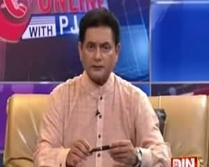 Pakistan Online with PJ Mir (Discussion on Current Issues) – 16th July 2015