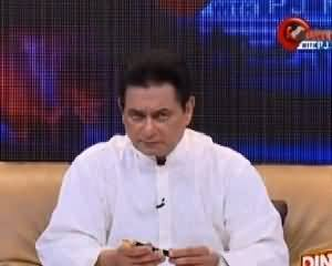 Pakistan Online with PJ Mir (Discussion on Current Issues) – 1st April 2015