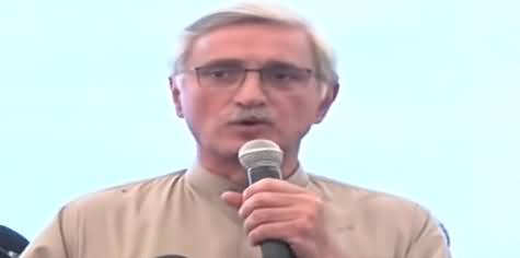 Pakistan's Economy Is on Its Way to Stability - Jahangir Tareen Speech in Peshawar