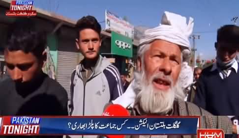 Pakistan Tonight (Gilgit Baltistan Election) - 27th October 2020