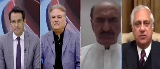 Pakistan Tonight (Govt Vs Election Commission) - 19th September 2021