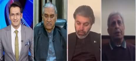 Pakistan Tonight (Ishaq Dar Interview to BBC) - 2nd December 2020