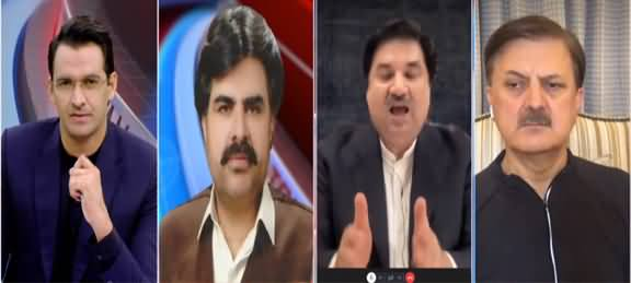 Pakistan Tonight (PMLN Admits No Interference in Cantonment Election) - 18th September 2021