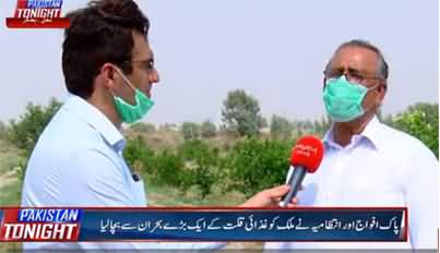 Pakistan Tonight (Special Show on Locusts Attacks) - 11th June 2020
