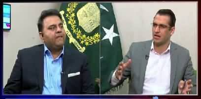 Pakistan Tonight (Special Talk With Fawad Chaudhry) - 30th November 2018