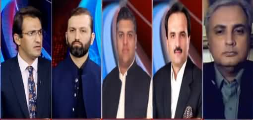 Pakistan Tonight (Will PPP Leave PDM After ANP) - 6th April 2021