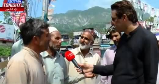 Pakistan Tonight With Sammar Abbas (Azad Kashmir Election) - 23rd July 2021