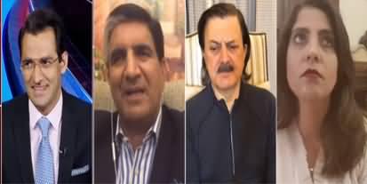 Pakistan Tonight with Sammar Abbas (Secret Meetings) - 24th September 2020