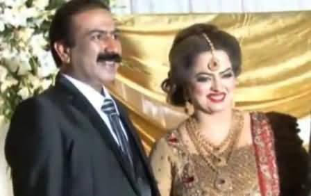 Pakistani Actress Madiha Shah Married with a Canadian Pakistani, Watch Video