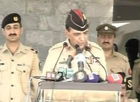 Pakistani Army Chief General Kyani Speech at Military College Sui on Defence Day 6th September 2013