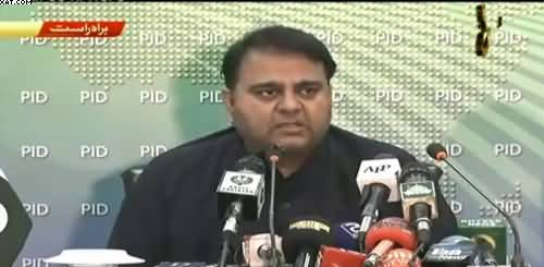 Saudi Arabia Will Be Our Third Partner in CPEC - Fawad Chaudhry