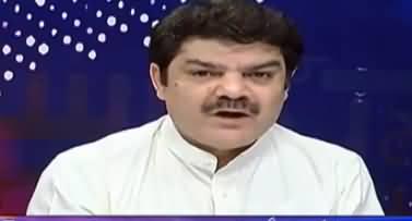 Pakistani Media Is Full of Hypocrites - Mubasher Lucman Bashing Pakistan's Enemy Journalists