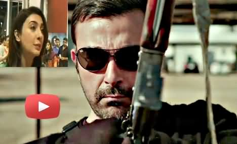 Pakistani movie WAAR earns 7 crore 10 lacs in just 5 days, breaking all previous record