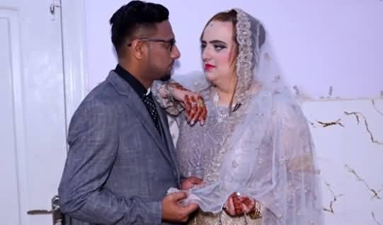 Pakistani Naujawan Ne 10, 10 Ghante Messenger Per Baat Kar Ke UK Ki Larki Se Shadi Kar Li