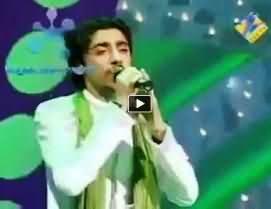 Pakistani Singer Amanat Ali Singing