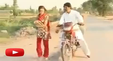 Pakistani Tv Commercial Teaching How To Tease the Girls on Road